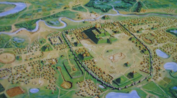 The site of a sprawling pre-Columbian civilization, Cahokia is infamous for its mystery and relative obscurity.