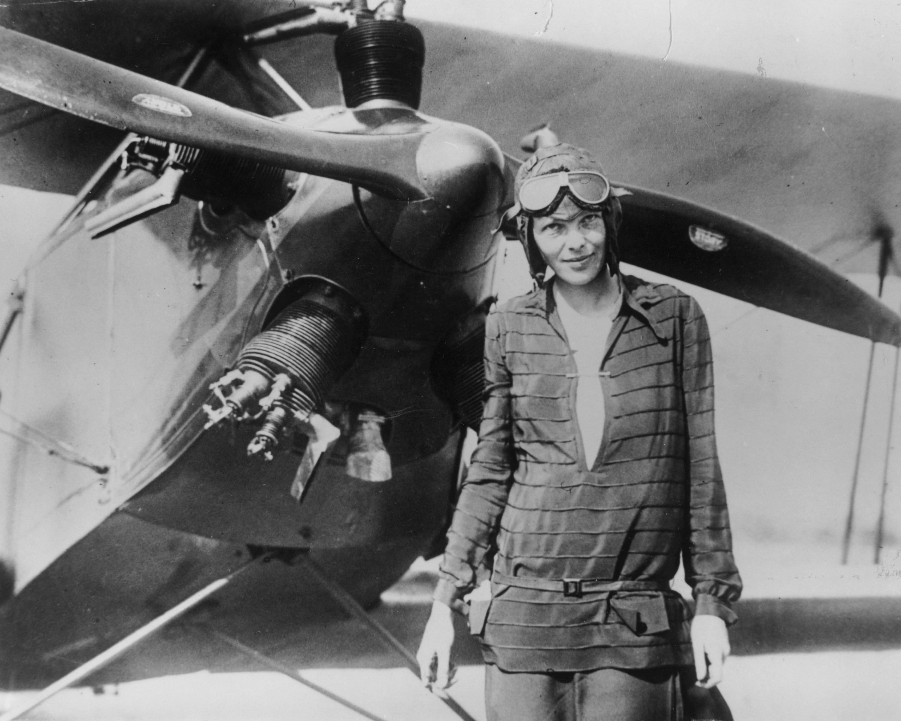 amelia mary earhart american aviation pioneer Health and science—aviation amelia earhart's an american heroine amelia earhart is the most celebrated was truly a pioneer amelia mary earhart was.