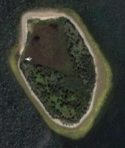 Keith Ranville - Part of the Oak Island Money Pit Mystery - Birch Island.