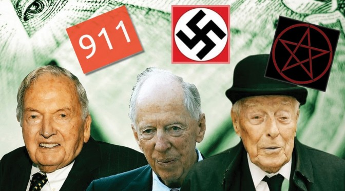 "Hitler and the Rothschilds had the sex! ""The family also has a habit of spreading its bloodline outside the family by impregnating as many women as possible. Both Abraham Lincoln and Adolph Hitler were part of a Rothschild secret breeding program.Abraham's father, Thomas did not exist. Hitler's grandmother was impregnated by a Rothschild."" Source: theeventchronicles.com."