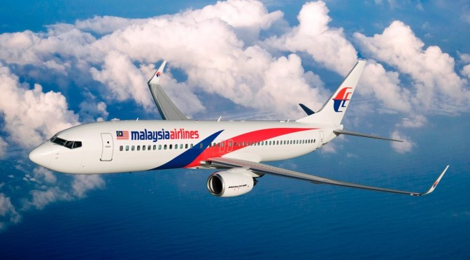 Did Malaysia Airlines Flight 370 encounter something non-human?