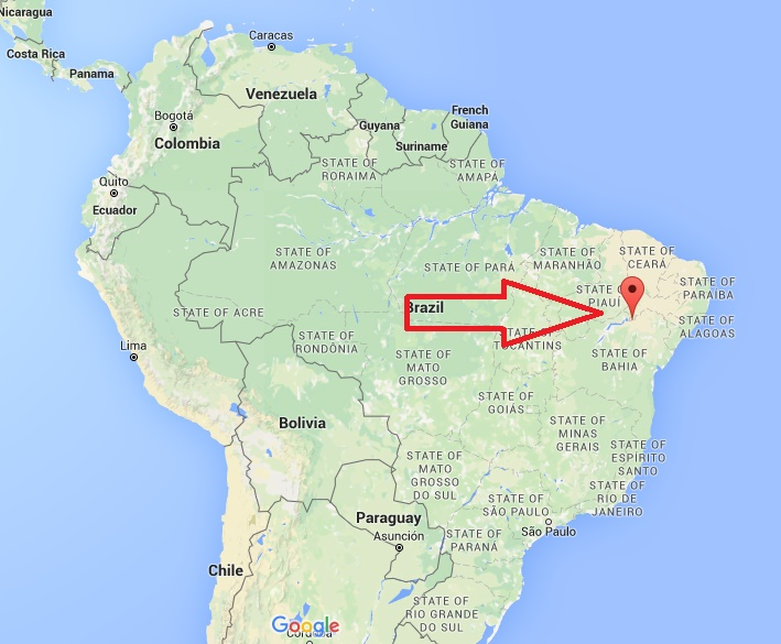Juazeiro, Brazil — the location where genetically-modified mosquitoes were first released into the wild.
