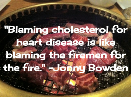 Why Cholesterol Doesn't Cause Heart Disease